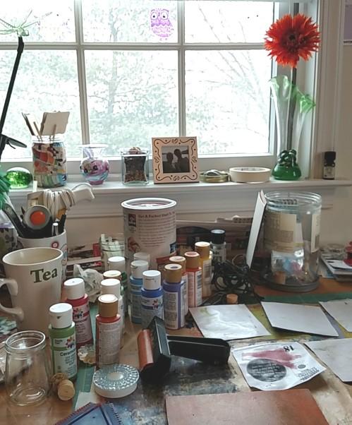 Amy's craftroom