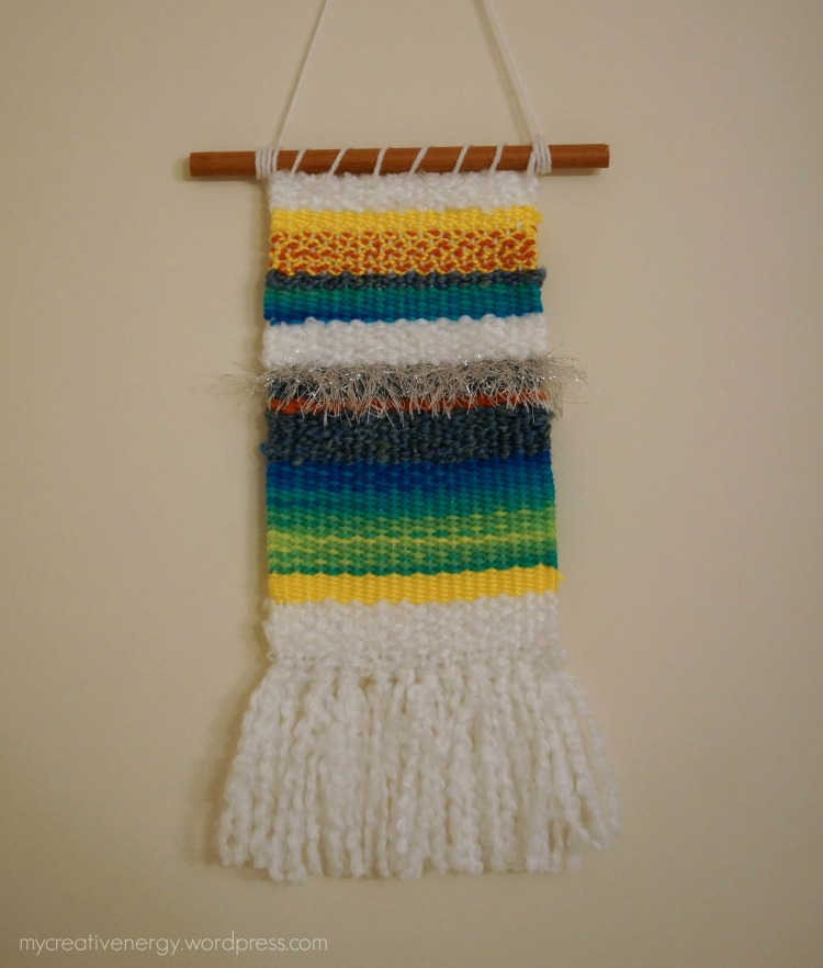 Practice weaving