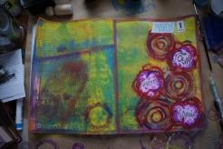 Art journal process 7a