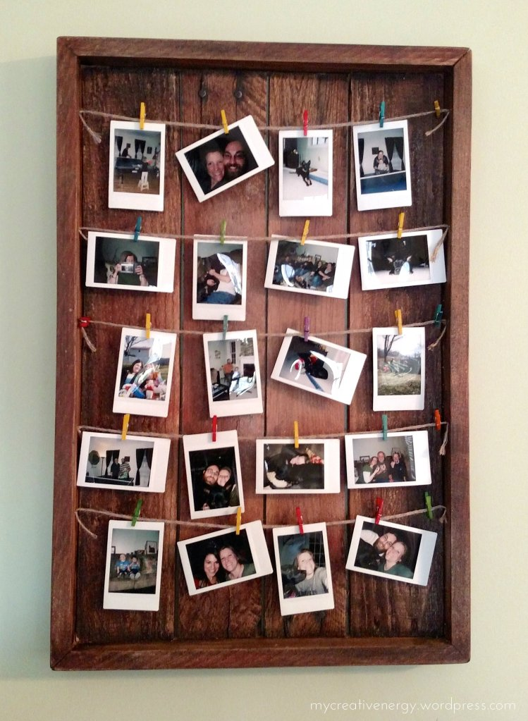 Instax frame