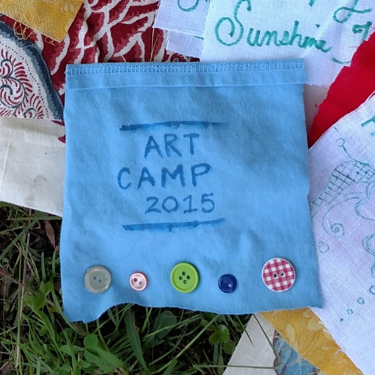 Art Camp flag
