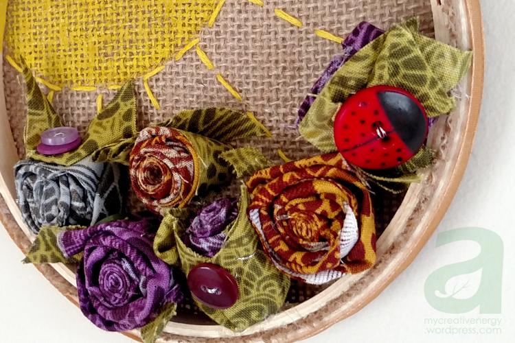 Wallflowers - close up