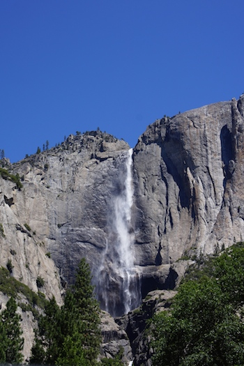 Ribbon Falls, Yosemite National Park